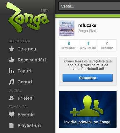 Ofer 3 abonamente Zonga Start - Refu.ro