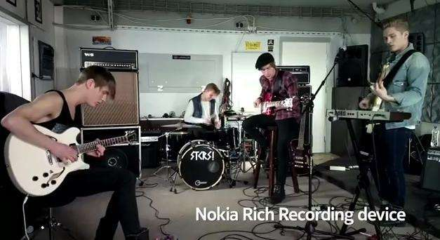 Nokia-rich-recording-tehnology