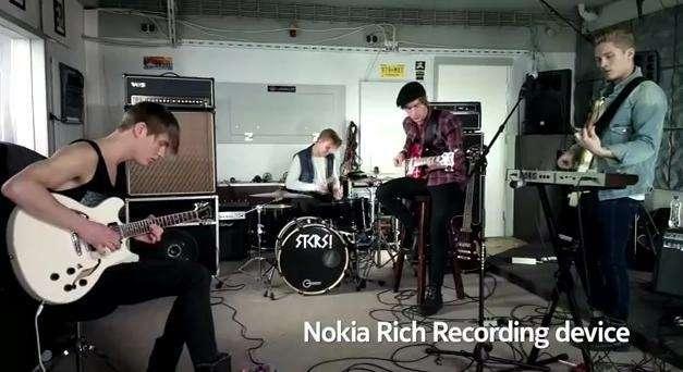 Nokia-rich-recording-tehnology