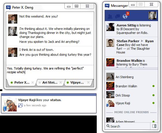 Facebook Messenger? Ce mai urmeaza Facebook Browser? 1