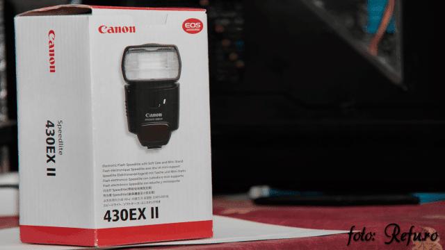 Blit Canon 430EX2 - Refu.ro