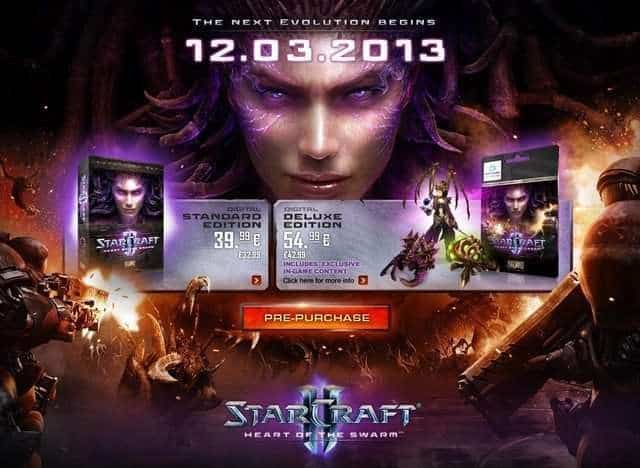 StarCraft 2: Heart of The Swarm, lansare in martie! - Refu.ro