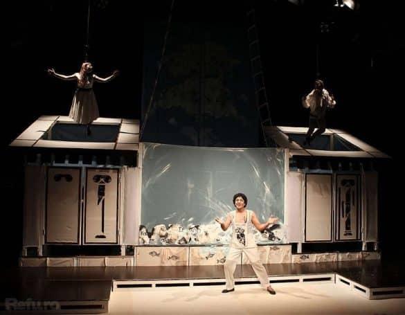 Militarul Fanfaron - Teatrul Masca