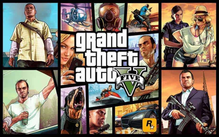 GTA-V-gameplay