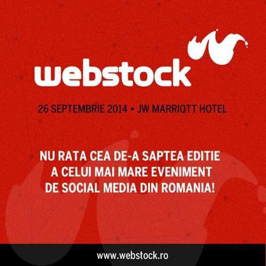 Webstock 2014 in mai putin de o luna