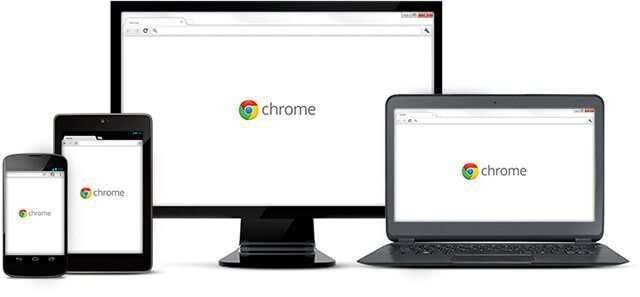 chrome browser in 64 biti
