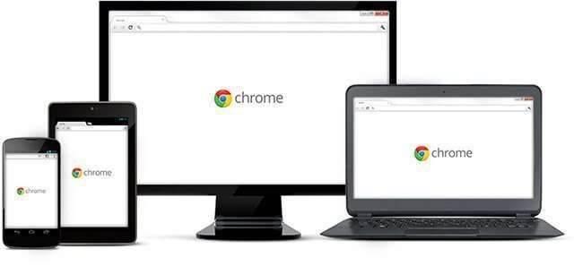 chrome browser in 64 biti