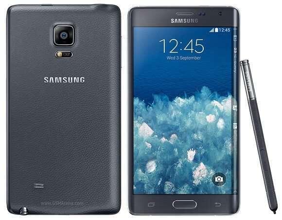samsung galaxy note edge - cele mai noi telefoane smartphone din 2014