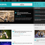 Free WordPress Themes Forceful Lite