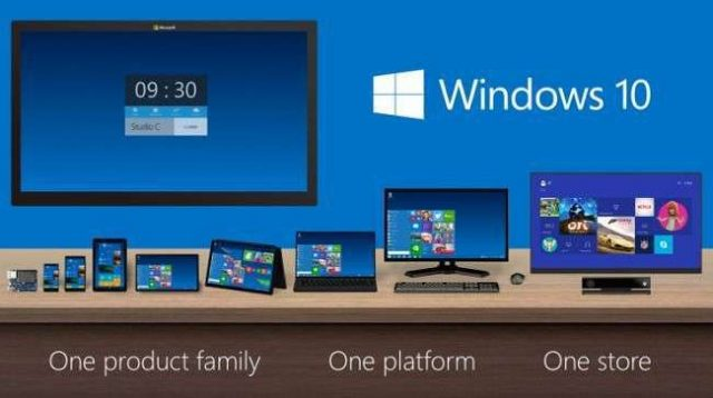 lansare windows 10