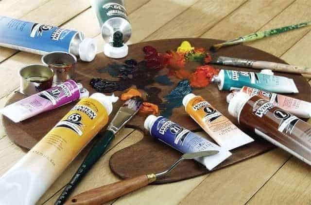 culori de ulei