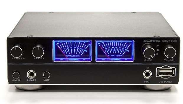 amplificator audio