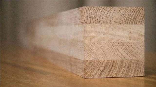 elemente stratificate din stejar