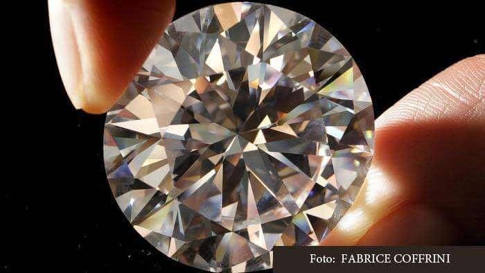 Un diamant este pentru totdeauna