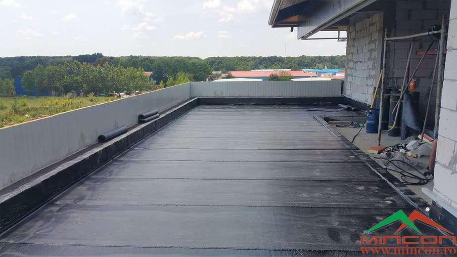 Hidroizolatii terasa – cu o echipa profesionista
