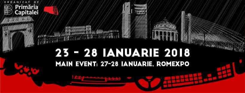 Bucharest Gaming Week (23 - 28 IANUARIE 2018) - Refu.ro