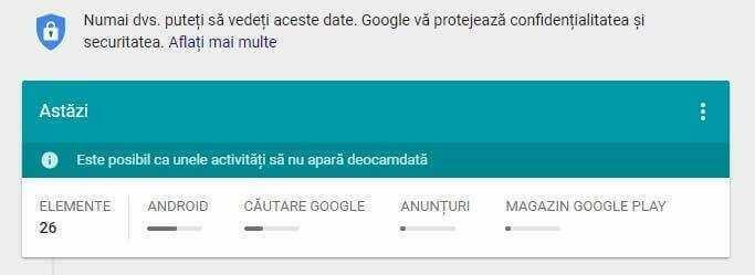 Cum sa stergi tot ceea ce stie Google despre tine? - Refu.ro