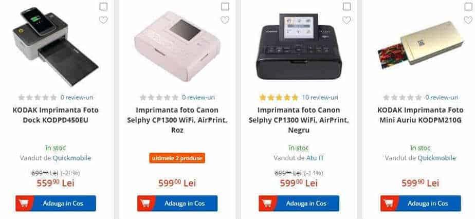 Tipuri de imprimante - Ce alegi pentru acasa / birou? - Refu.ro