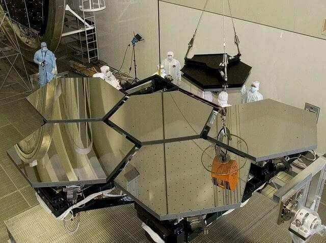 NASA amana lansarea telescopului spatial James Webb - Refu.ro
