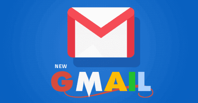Redesign Gmail 2018