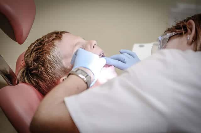 Copilul si medicul stomatolog