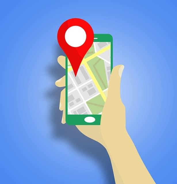 Realitate Argumentata - Navigare Google Maps