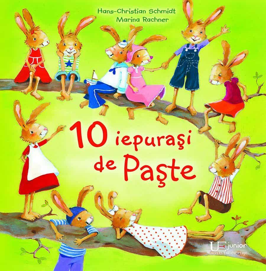 Top 3 carti pentru copii potrivite pentru aceasta primavara - Refu.ro