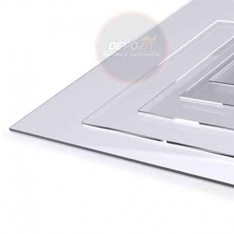 Placile Policarbonat Compact o soluție reală pentru înlocuirea sticlei - Refu.ro