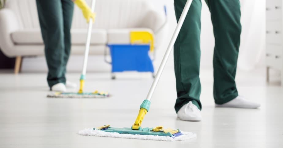 Top 5 motive pentru a angaja un serviciu de curatenie la domiciliu - Refu.ro