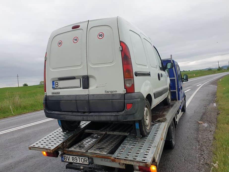 tractari auto Brasov