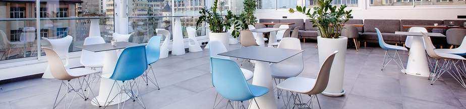 Restaurant Skybar Rooftop