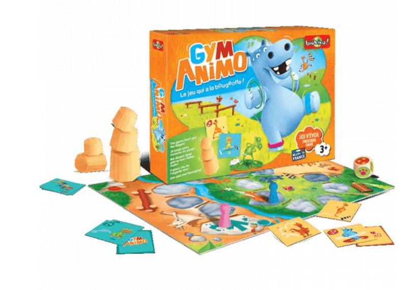 Jocuri interactive   Gimnastica animalelor - Refu.ro