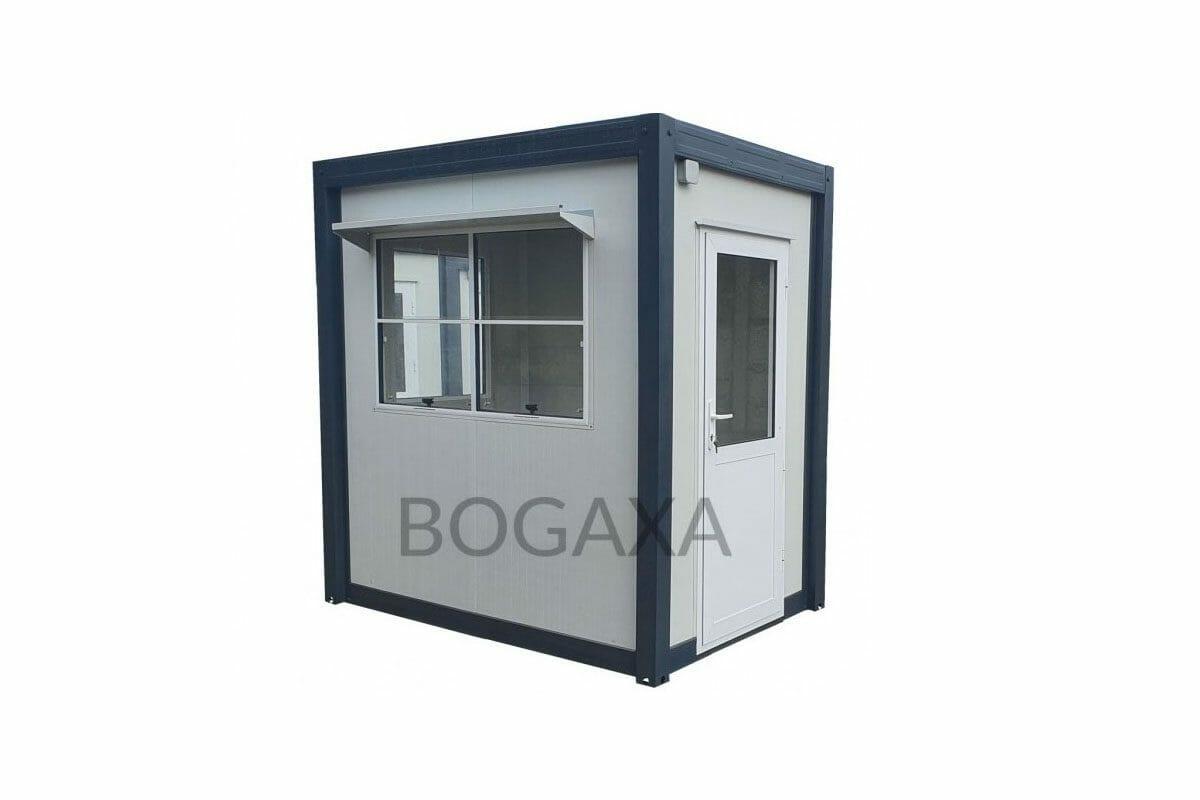 cabine de paza